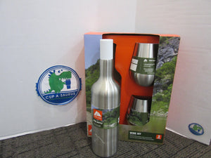 Cup-A-Saurus ™® Wine Bottle Adapter - OZARK 14 oz