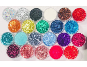Glitter-Saurus 22 Color  Collection