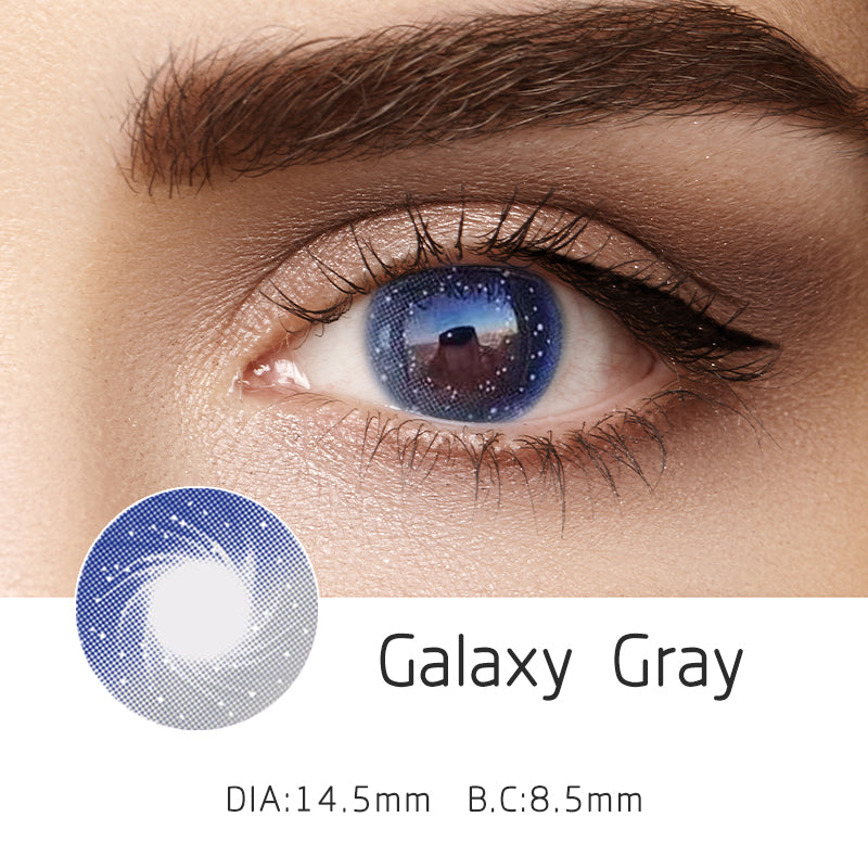 Mrs. H Colored Contact Lenses Galaxy 14.20mm 1 Pair