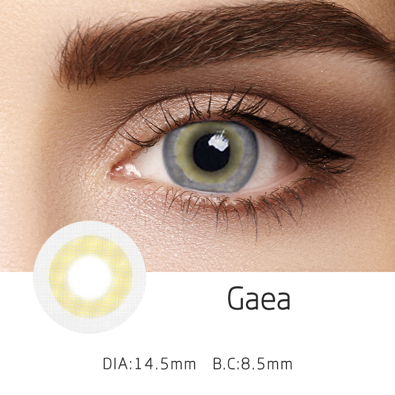 Mrs. H Colored Contact Lenses Gaea 14.50mm 1 Pair