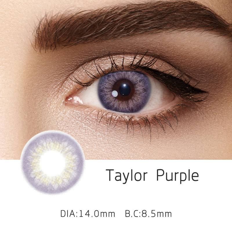 Mrs. H Colored Contact Lenses Taylor 14mm 1 Pair