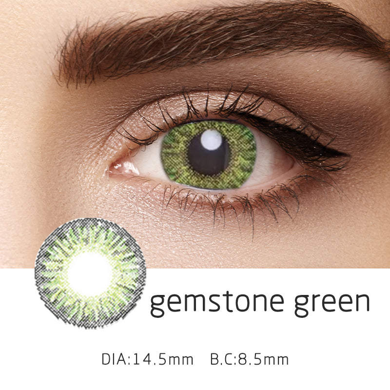 Mrs. H Colored Contact Lenses C28 14.5mm 1 Pair