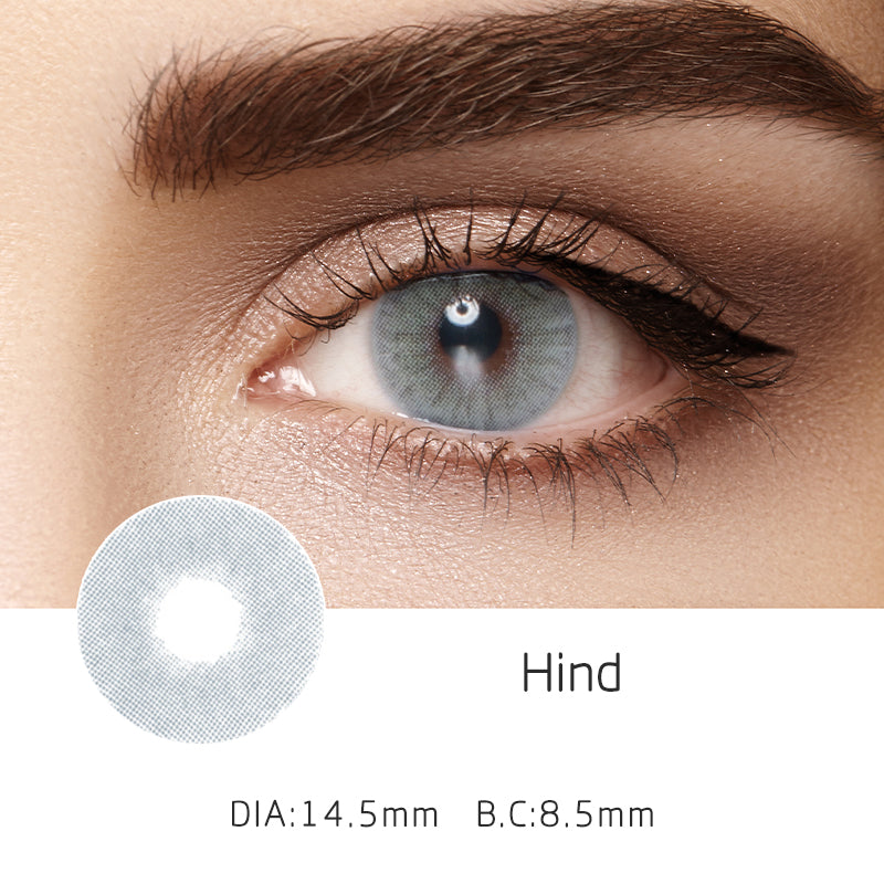 Mrs. H Colored Contact Lenses Hind 14.50mm 1 Pair