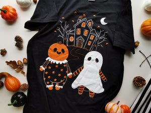 Trick Or Treat T-Shirt - Adult