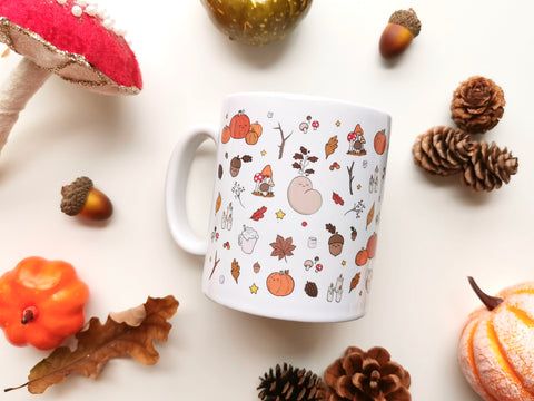 Cosy Autumn Mug