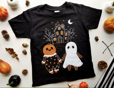 Trick Or Treat T-Shirt - Youth