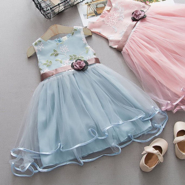 Little Princess Summer Dress - Karbro