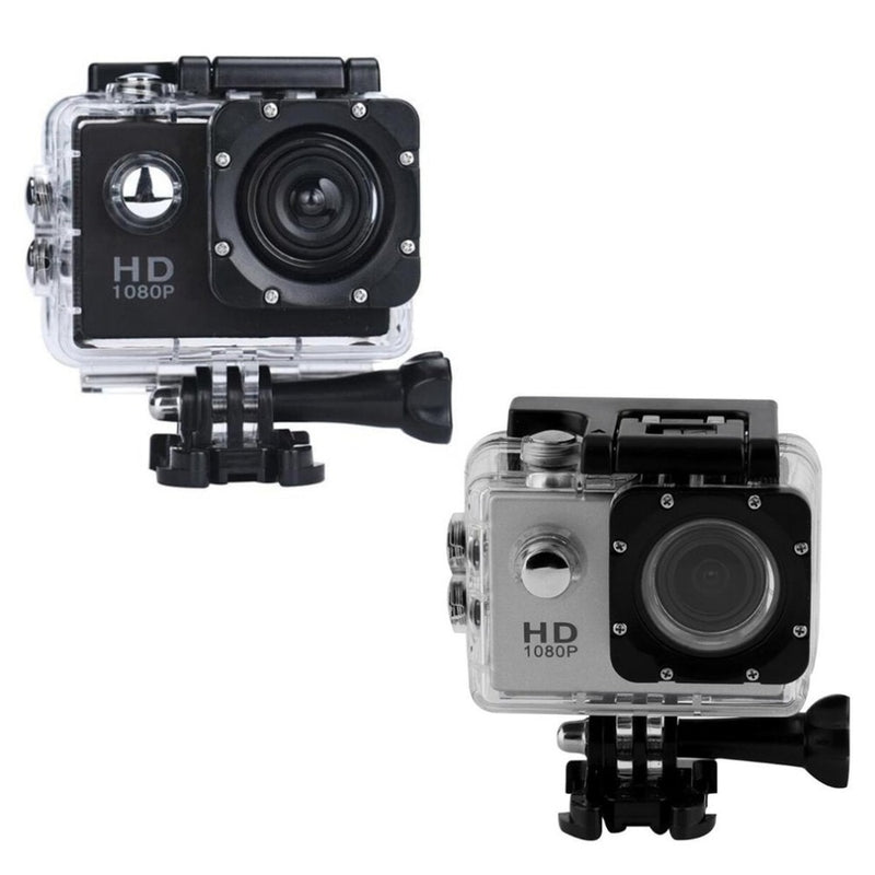 Waterproof Action Camera 1080P HD - Karbro