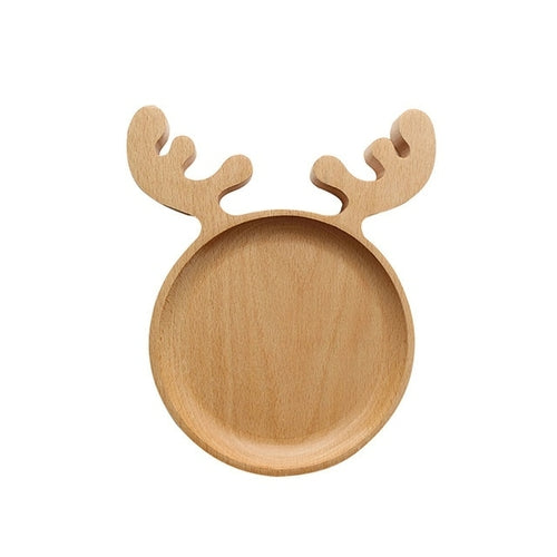 Animated Wooden Tray - Karbro