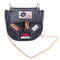 OH Fashion Handbag USA Nights Black - Karbro