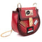 OH Fashion Handbag USA Nights Red Wine - BY Transportation