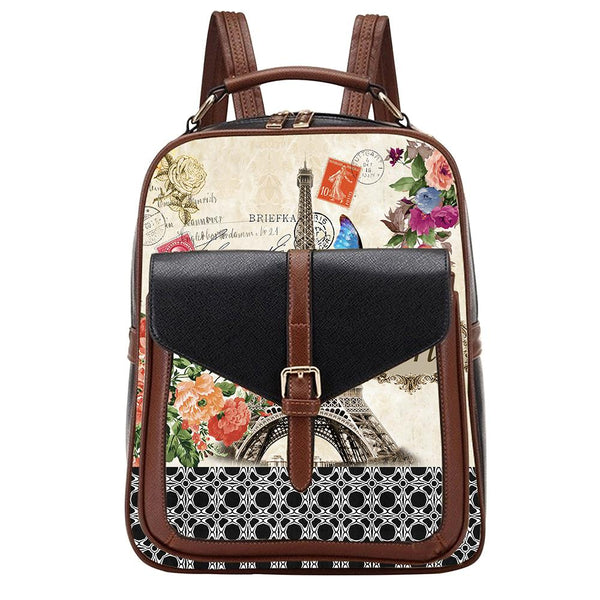 OH Fashion Handbag Backpack European Dream - Karbro