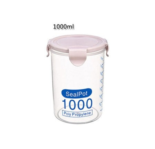 Transparent Sealing Nuts Seeds Storage container - BY Transportation