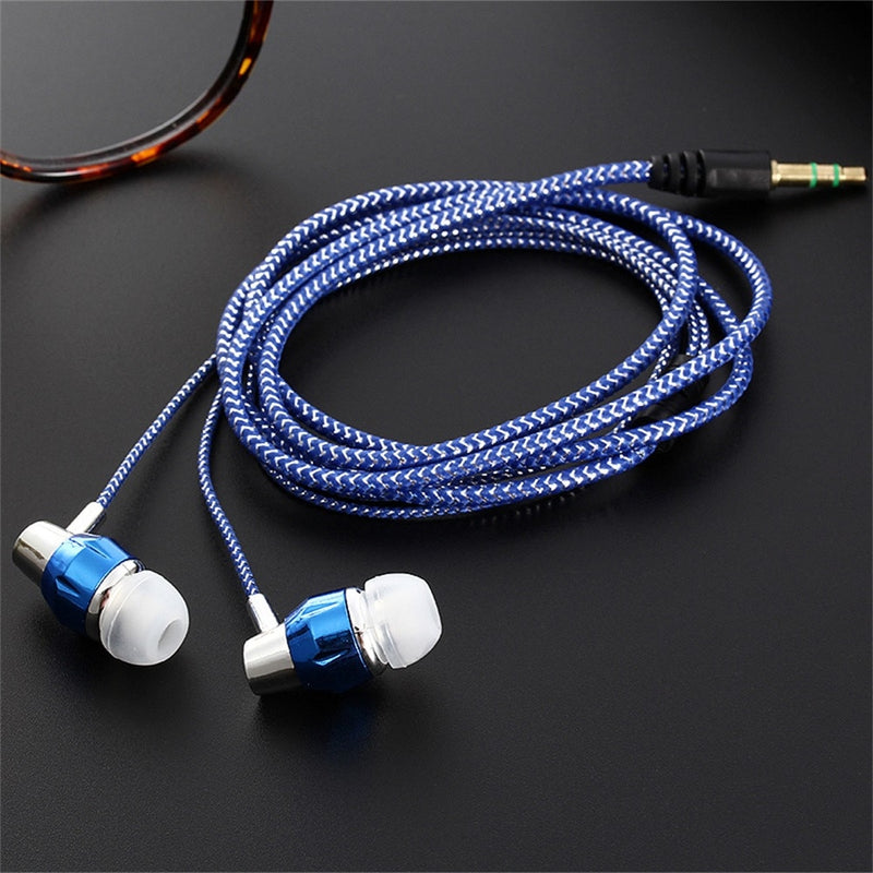 Universal 3.5mm In-Ear Stereo Earbuds Earphone For - Karbro