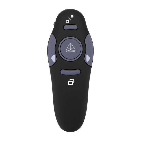 Wireless Presenter with Red Laser Pointers Pen USB - Karbro
