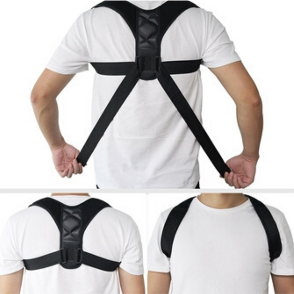 Aptoco Adjustable Back Posture Corrector Clavicle - BY Transportation
