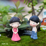 Boy Girl Home Decor Sweety Lovers Couple
