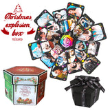 DIY Surprise Love Explosion Box Gift