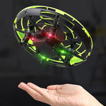 Mini Flying UFO RC Drone Hand Sensing Helicopter