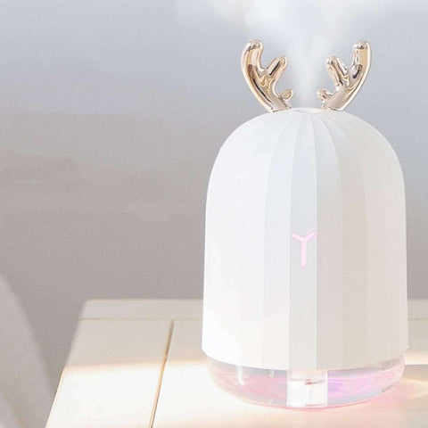 Air Humidifier Ultrasonic Cool Mist Adorable Essential Oil Diffuser