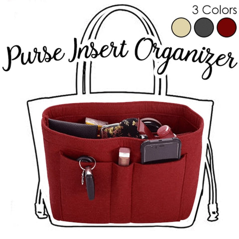 Organizer Insert Bag Women