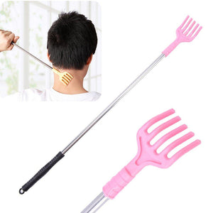 345 Scratcher Back Telescopic Scratching Backscratcher Massager Kit
