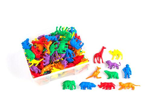 Wild Animals Counters