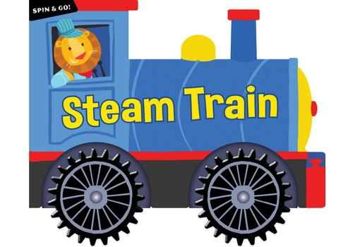 Steam Train - From Edu-Fun