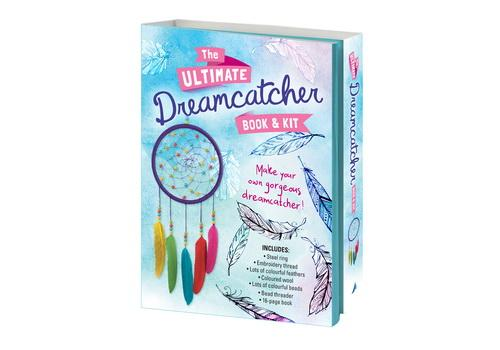 The Ultimate Dream Catcher Book & Kits