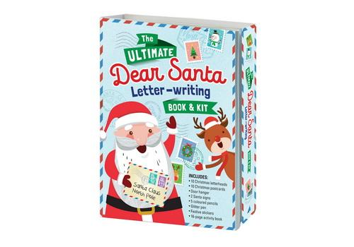 The Ultimate Dear Santa Letter Writing Kit - From Edu-Fun