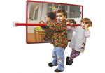 Mirror Aluminum Frame - Yellow - From Edu-Fun