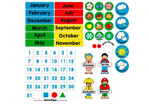 Our Calendar (Magnetic)