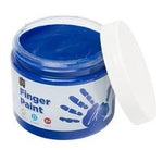 Finger Paint 250ml Blue