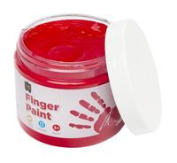 Finger Paint 250ml Red