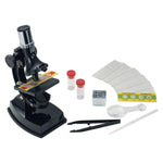 Microscopes Set with Light & Projector