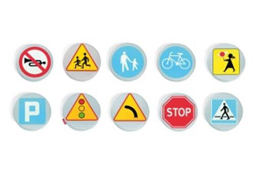 Road Signs Seats