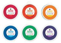 Paint Stamper Pad Assorted