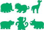 Paint Stampers Jungle Set of 6