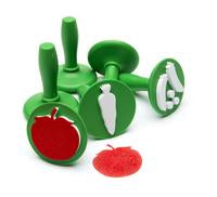 Paint Stampers Vegetables Set of 6