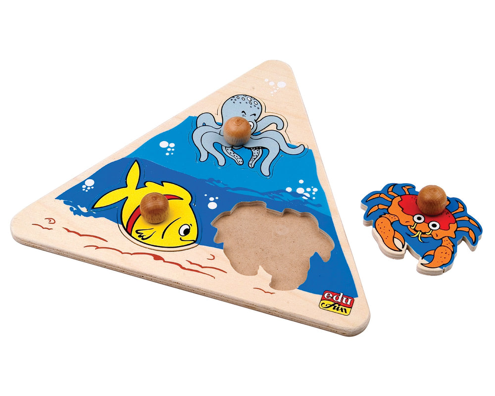 Sea World<br />Triangular Puzzle<br />10650
