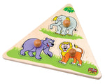Zoo Animal<br />Triangular Puzzle<br />10660