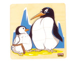 Penguin<br />Animal & Baby Puzzle<br />11135