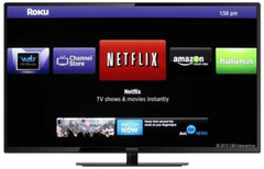 "PROSCAN 50"" ROKU SMART LED HDTV ROKU INCLUDED"