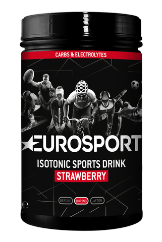 ISOTONIC SPORTS DRINK - STRAWBERRY