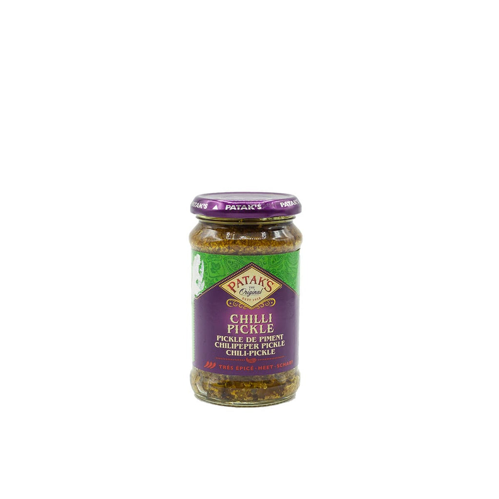 Chilli pickle 283g di Patak's