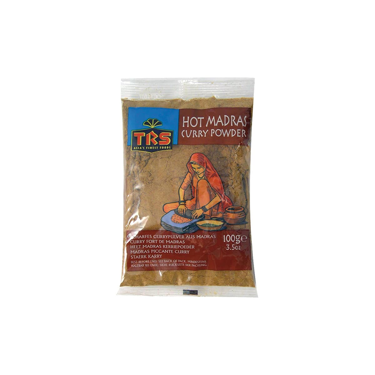 Curry madras hot di Trs