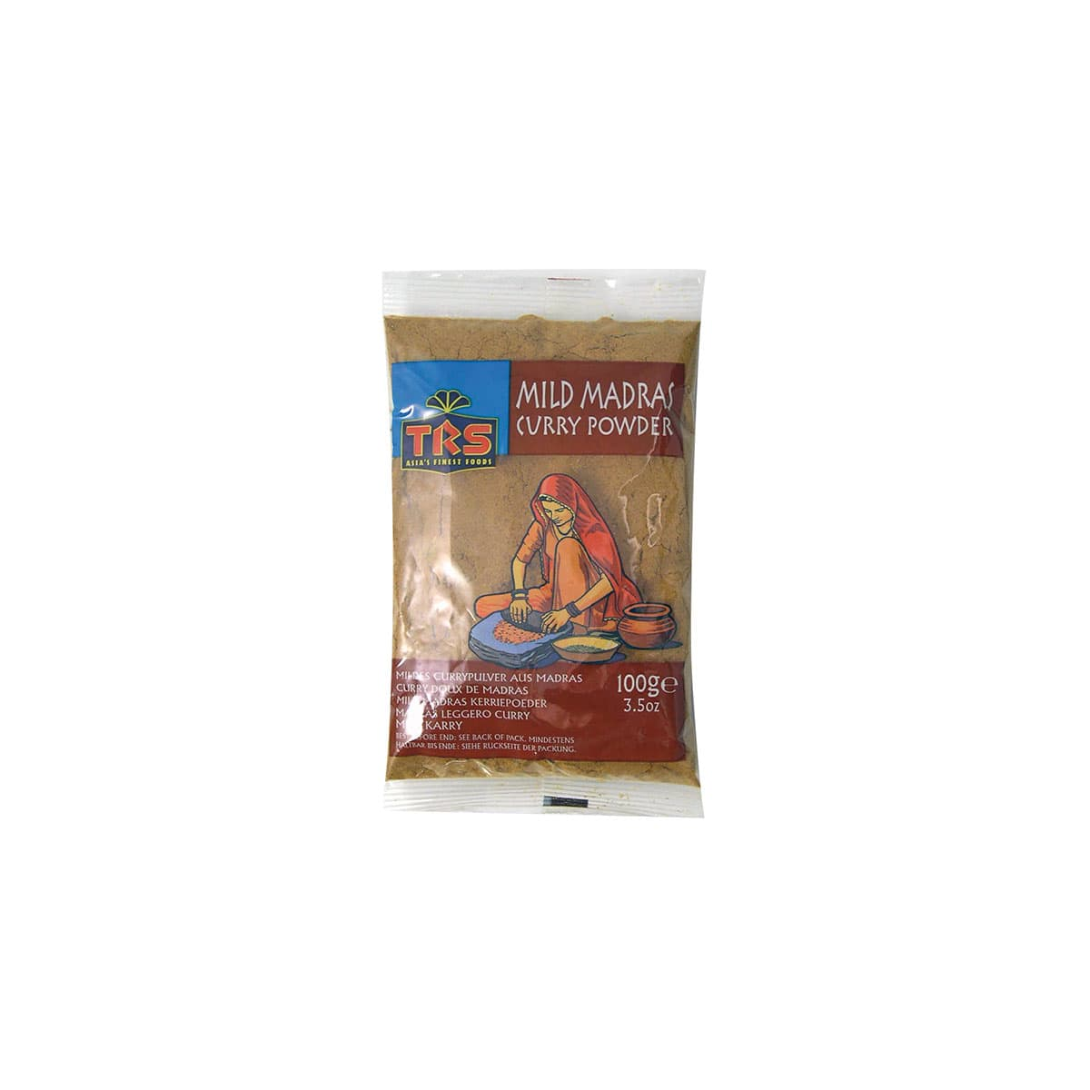 Curry madras mild di Trs