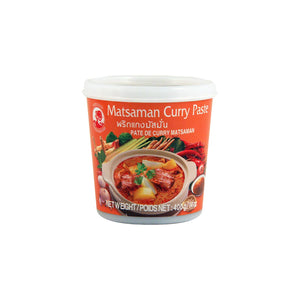 Curry massaman in pasta 400g di cock