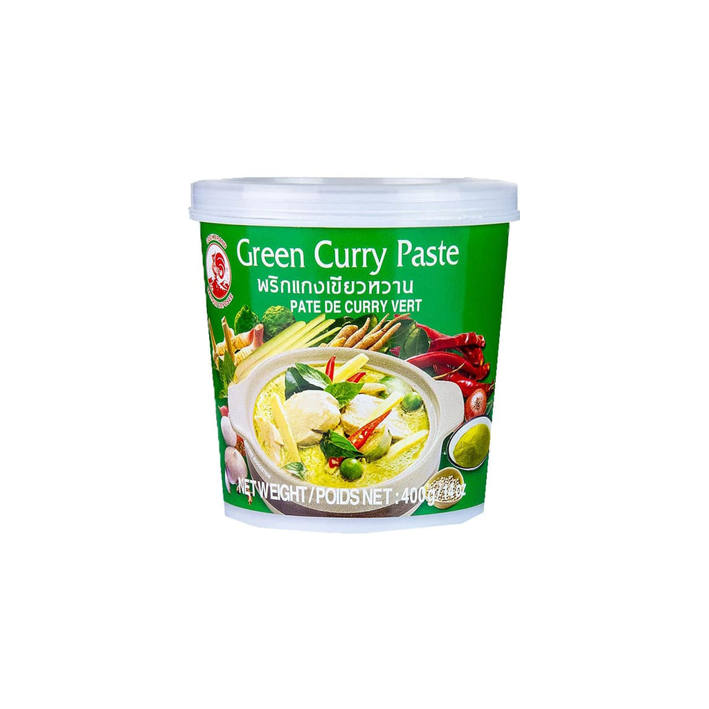 Curry verde in pasta 400g di cock