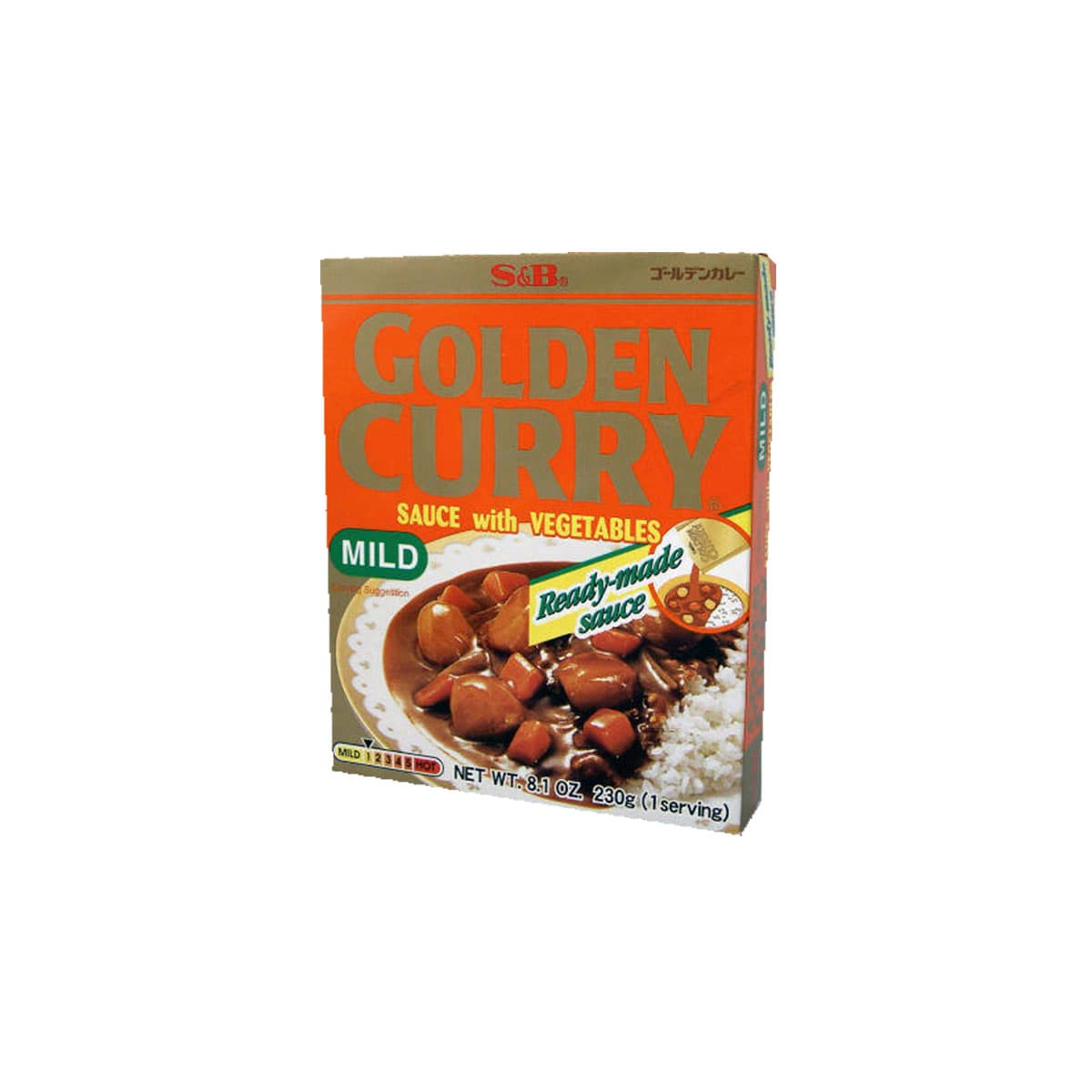 Salsa al curry di S&B